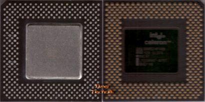 CPU Prozessor Intel Celeron SL37X 400MHz FSB 66MHz 128KB Cache Sockel 370* c623
