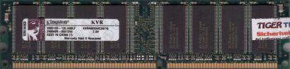 Kingston KVR400X64C3A 1G PC-3200 1GB DDR1 400MHz 9905193-135 A00LF RAM* r785
