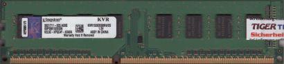 Kingston KVR1333D3S8N9 2G PC3-10600 2GB DDR3 1333MHz 9931711-003 A00G RAM* r787