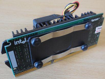 CPU Prozessor Intel Celeron SL39Z 400 MHz FSB66 Slot 1 Celeron 400 66* c974