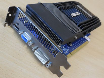 ASUS ENGT240 SILENT DI 1GD3 GeForce GT240 PCIe 1GB 128Bit DDR3 DVI VGA HDMI*g443
