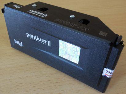CPU Prozessor Intel Pentium II SL264 233 MHz FSB66 512KB Slot 1 Pentium 2* c978