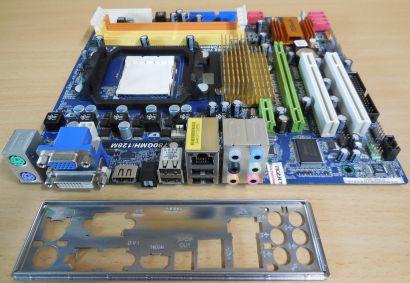 ASRock A780GMH 128M Rev1.01 Mainboard AMD 780G Sockel AM3 AM2+ VGA DVI HDMI* m1001