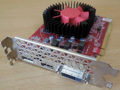 HP TPC-M001G 910486-002 AMD Radeon RX 460 2GB GDDR5 PCIe 3.0 DP DVI HDMI* g444