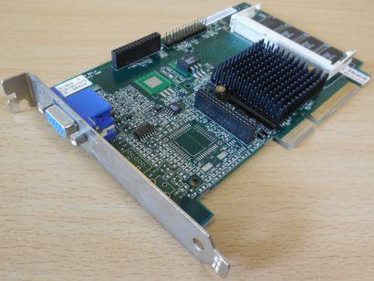 Matrox MGI G2+ MILA 8D CPQ007.10 Millennium G200 8MB 64Bit AGP VGA Retro* g446