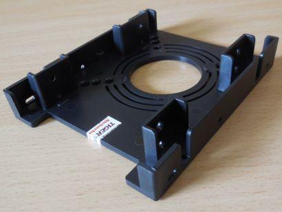 Einbaurahmen Adapter für 2x 2,5 HDD SSD auf 3,5 Zoll Rahmen oder Schienen* pz864
