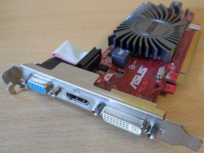 ASUS EAH5450 Radeon HD 5450 Cedar Pro 1 GB DDR3 PCI-E 2.0 DVI-I HDMI VGA* g458