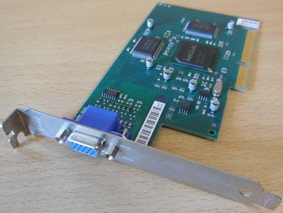 Matrox MXR MGA G100A 4MR OEM AGP 4x 4MB 64Bit VGA Grafikkart*g460