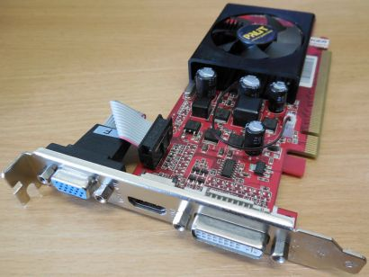 PALIT GF210 512M nVIDIA GeForce 210 512MB 64Bit DDR2 PCI-E2.0 DVI HDMI VGA*g461