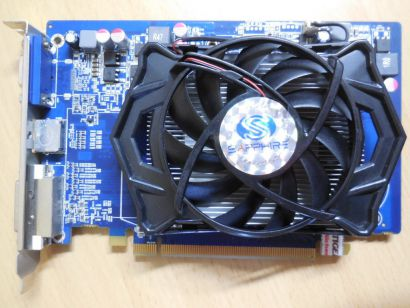 SAPPHIRE ATI Radeon HD5670 512M PCI-E 2.1 512MB GDDR5 128Bit DVI-I HDMI VGA*g464