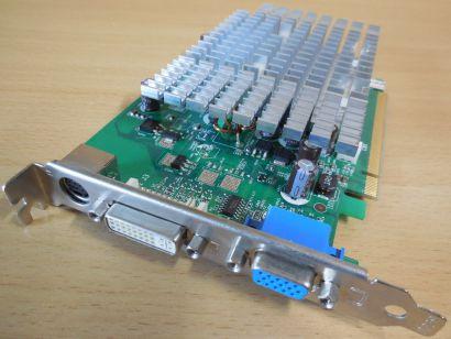 Club 3D CGNX-GS842 GeForce 8400 GS 512MB 64Bit GDDR2 PCI-E VGA DVI-I VIVO* g469