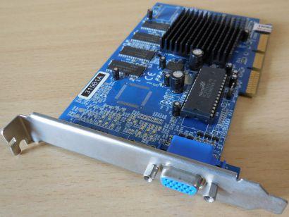 Silicon Systems SiS 315B1A 315 Pro 64MB 64Bit SDRAM VGA AGP 2x Grafikkarte* g477