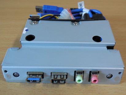 MEDION Desktop PC MT14 MED MT8027 USB 3.0 2.0 MIC Audio 3.5mm Front Panel* pz628