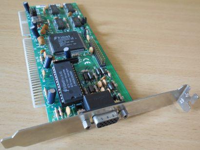 Trident 7210 Rev H1 TVGA9000I-3 VGA 1MB 16Bit RETRO ISA Grafikkarte* g481