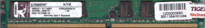Kingston KVR533D2N4 1G PC2-4200 1GB DDR2 533MHz 9905431-017 A00LF RAM* r796