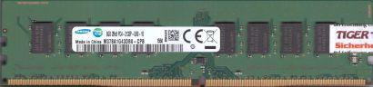 Samsung M378A1G43DB0-CPB PC4-17066 8GB DDR4 2133MHz Arbeitsspeicher RAM* r801