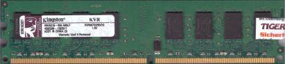 Kingston KVR667D2N5 2G PC2-5300 2GB DDR2 667MHz 99U5316-059 A00LF RAM* r817