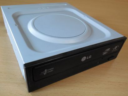 LG GH22LS50 Multi DVD RW DL Brenner SATA schwarz lightScribe SecurDisc* L532
