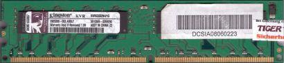 Kingston KVR533D2N4 1G PC2-4200 1GB DDR2 533MHz 9905399-003 A00LF RAM* r834
