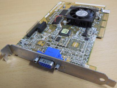 ASUS AGP-V3800M 32M PURE nVIDIA RIVA TNT2 M64 32MB 64Bit VGA AGP RETRO* g488