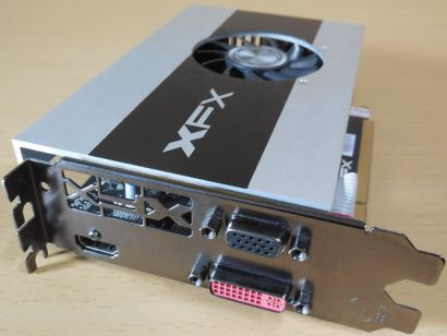 XFX ONE HD7750 Radeon R7700 Series GHOST 1GB DDR5 PCIe3.0 HDMI DVI VGA* g496