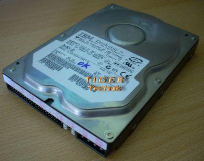 IBM Deskstar 120GXP IC35L020AVVN07-0 HDD Festplatte ATA/IDE 20GB *f381