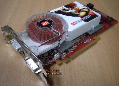 ATI Radeon X1800XT PCI-E 16x 512MB Club 3D CGAX-TX182 Grafikkarte g01