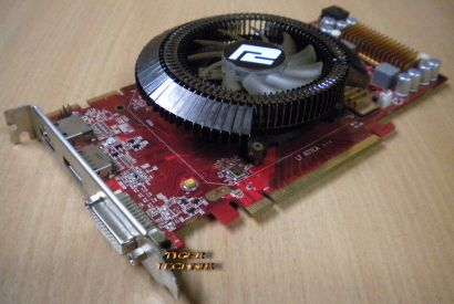 PowerColor P2 Radeon HD4850 AX4850 512MD3-DH PCI-E 2.0 16x 512MB GDDR3* g10