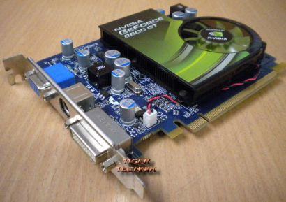 nVidia GeForce 8600GT 1GB DDR2 PCI-E 16x Grafikkarte g12